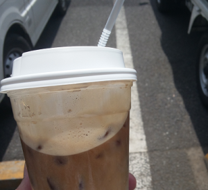 ファミマのコーヒーを飲んでみる