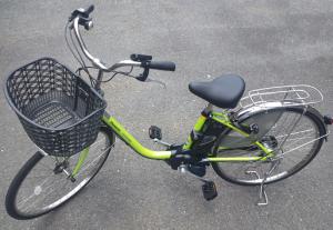 電動アシスト自転車BE-END635を使う
