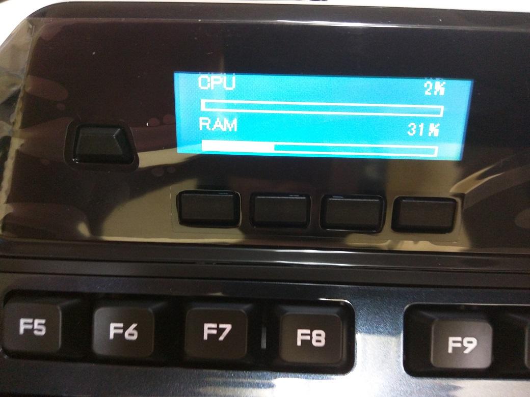 ゲーミング キーボードG510 を使ってみる5