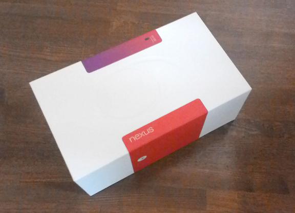 Nexus6を使ってみる+PocketWiFi