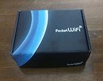 PocketWiFi(305ZT)を使ってみる&スピードチェック