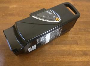 Panasonic の電動自転車BE-END635のバッテリーが壊れた話