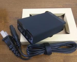 ANKERの40W 5ポート USB急速充電器 ACアダプタを使ってみる2