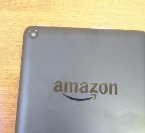 Fireタブレット 8GB ブラックを使ってみる4