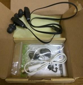 2代目Bluetoothイヤホン Fonesoスポーツ高音質Bluetooth 4.1ワイヤレスヘッドセットを使ってみる1