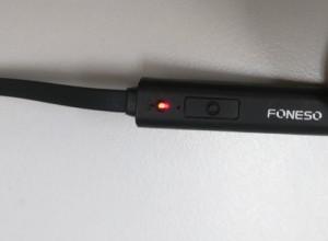 2代目Bluetoothイヤホン Fonesoスポーツ高音質Bluetooth 4.1ワイヤレスヘッドセットを使ってみる6