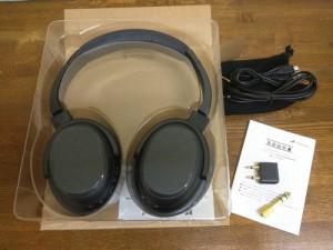 BluetoothヘッドホンTSdrena Bluetooth4.1 AUD-BSHDP02を使ってみる2
