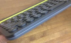 Bluetoothキーボード ロジクール K480を使ってみる9