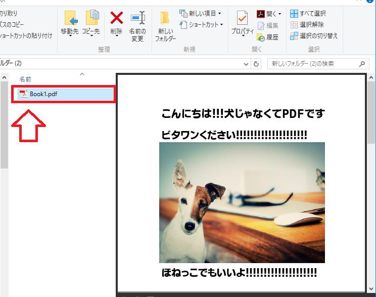 Windows10でpdfが消せないときの対処法