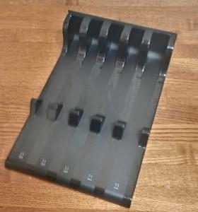 サンワサプライのスマートフォン・タブレット用スタンド「PDA-STN10BK」を使ってみる3