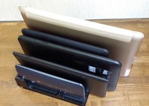 サンワサプライのスマートフォン・タブレット用スタンド「PDA-STN10BK」を使ってみる6