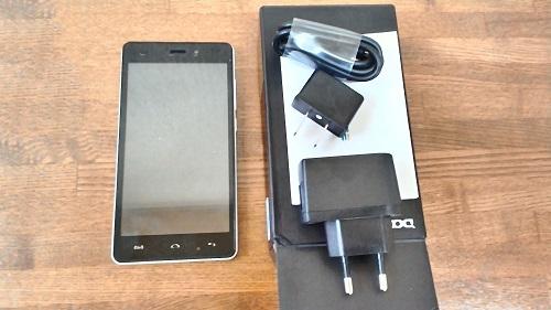 ワイモバイルのSIMでSIMフリーの携帯を使ってみる1