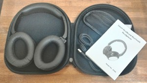 Bluetoothヘッドホン ISELECTOR BT80を使う3