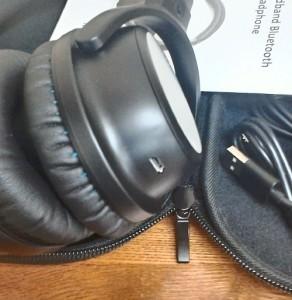 Bluetoothヘッドホン ISELECTOR BT80を使う5