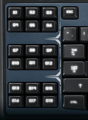 ロジクール G510sでクイックマクロ機能を使ってみる2