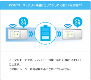 WiMAX2ルーターにSpeed Wi-Fi NEXT W03が出てきてた3
