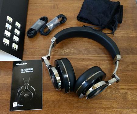 Bluetoothヘッドホン-Bluedio-T3を使ってみる6