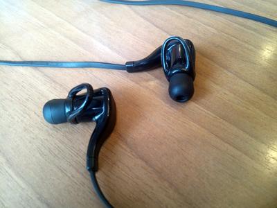 BackBeat GOでゴー!Bluetooth接続でイヤホン、ヘッドホン接続をする。Nexus7
