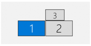 Windows10でモニタ毎に拡大率を変更する